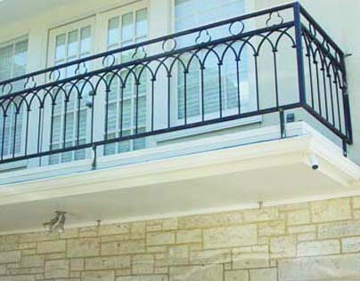 Balconies and Handrails